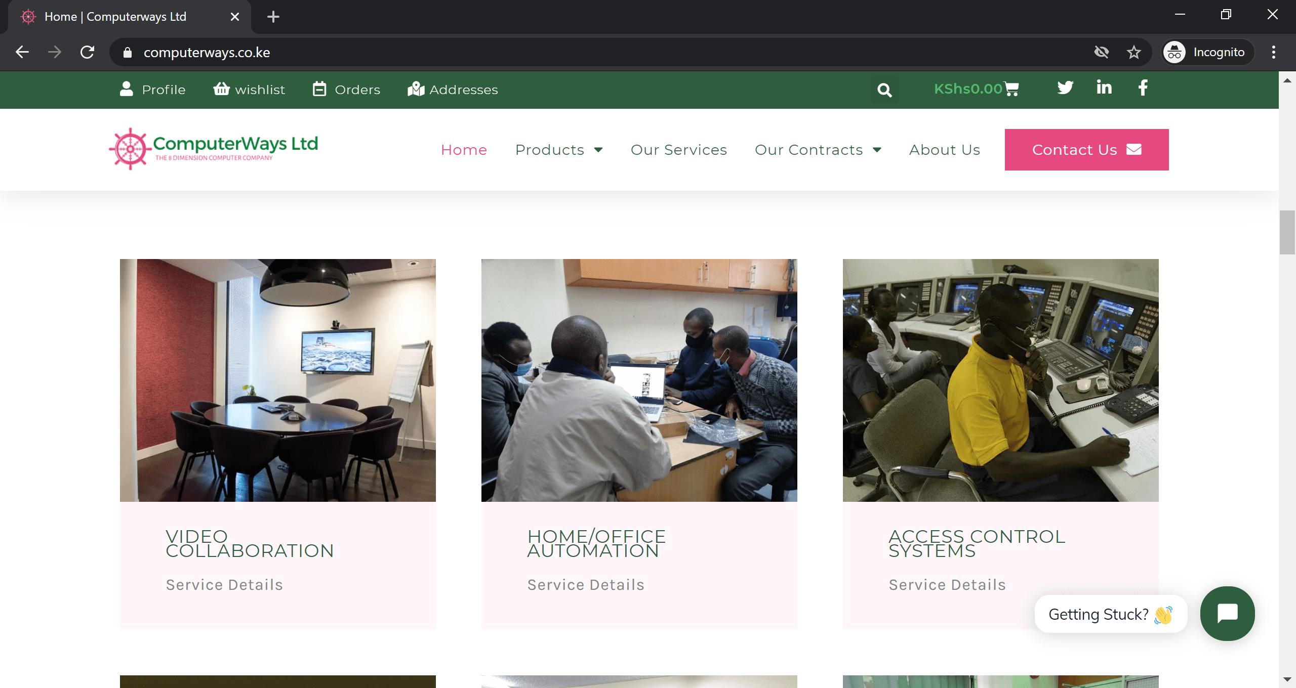 Computerways Ltd Team